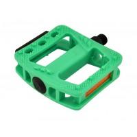 Pedala LONGUS MTB/BMX, zelena