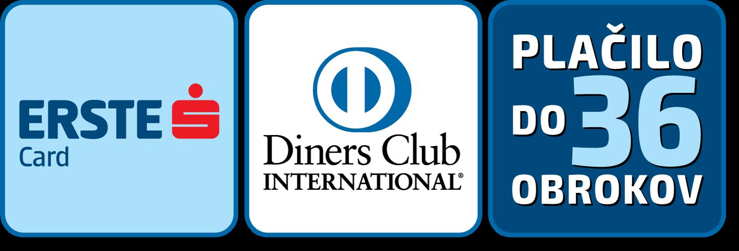 Naročite kartico Diners Club